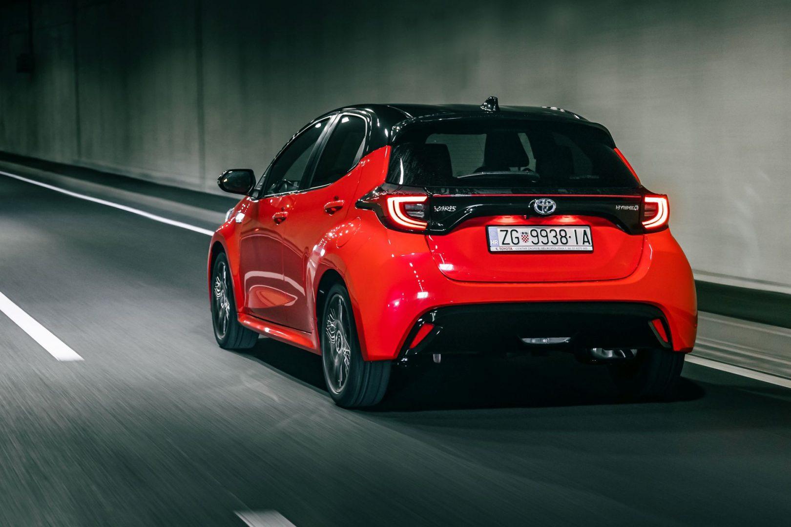 Hrvatski automobil za 2021. godinu je nova Toyota Yaris