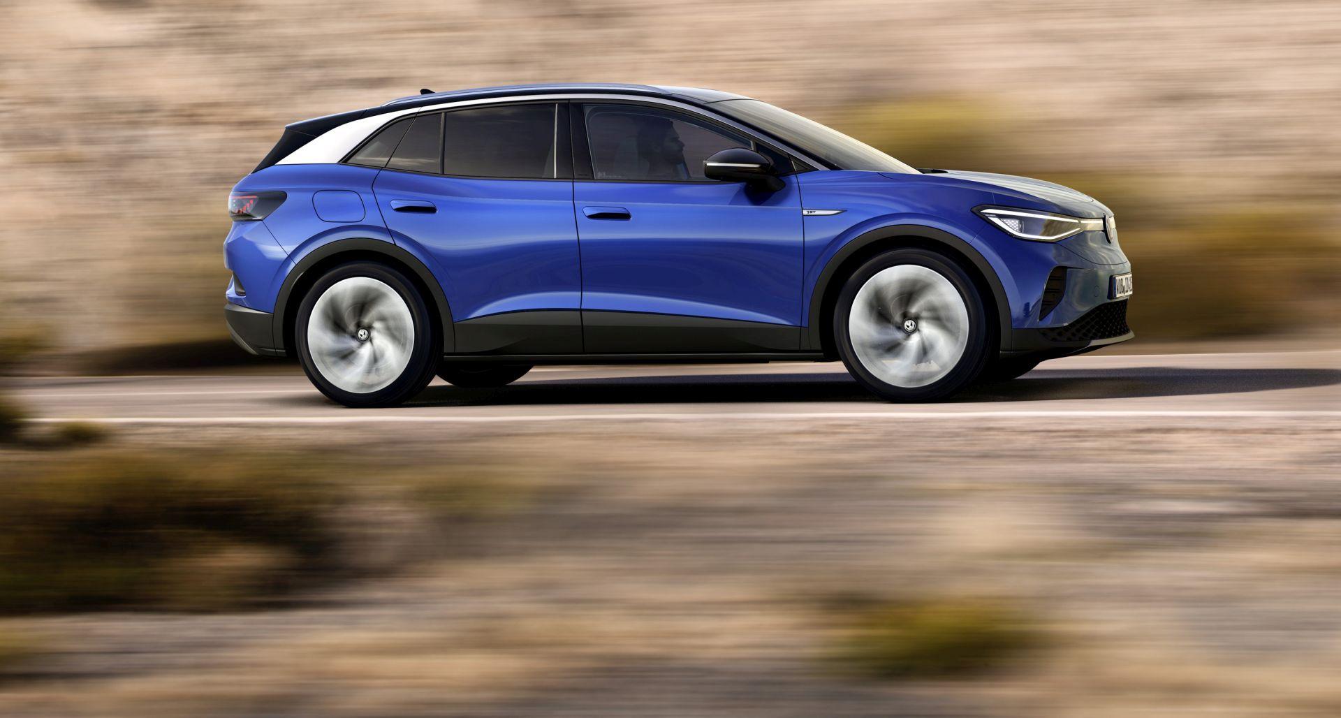 Volkswagen predstavlja još jedan električni model – kompaktni SUV ID.4