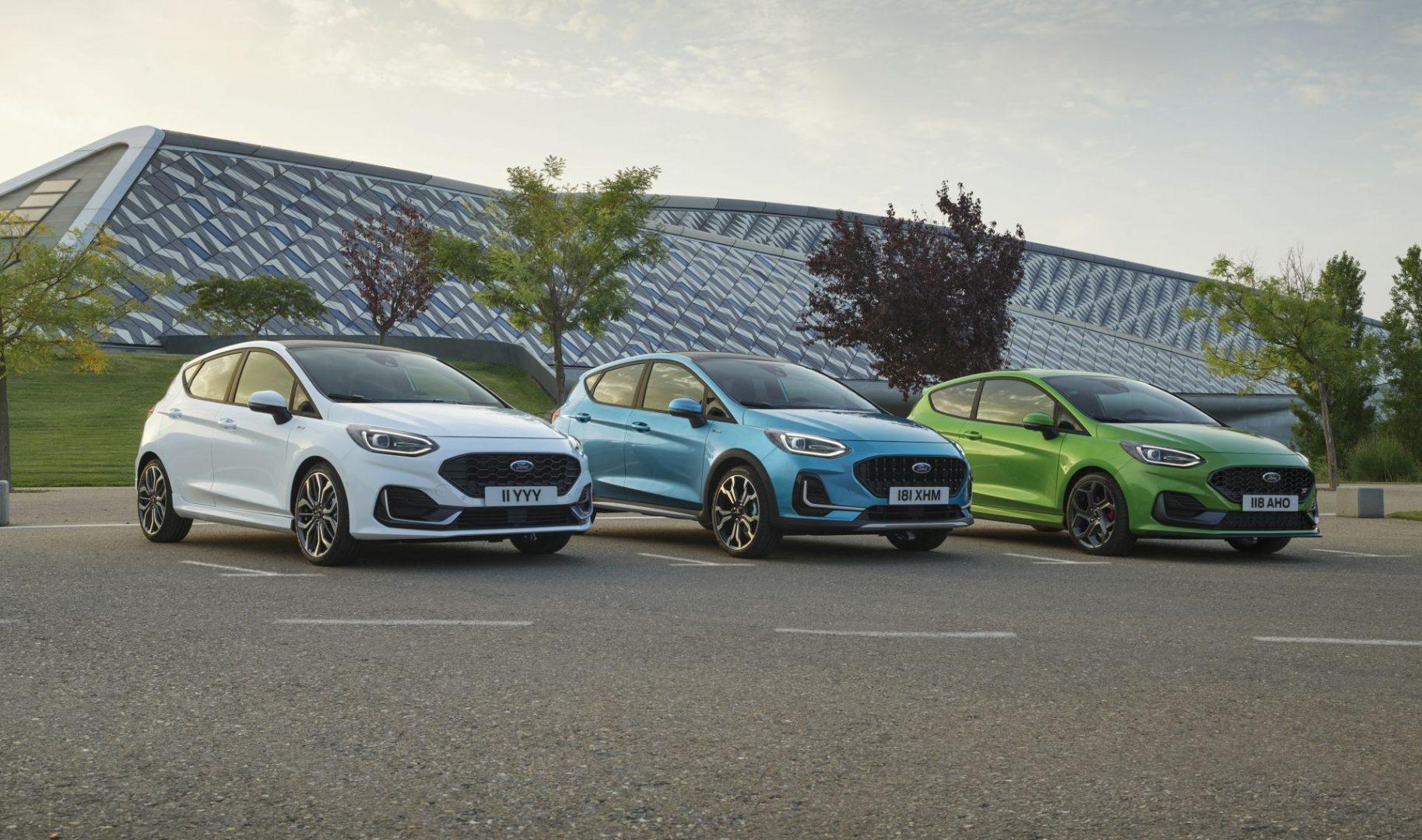 Dotjerana Ford Fiesta i dalje dostupna s trojim vratima, u povišenoj Active te sportskoj ST izvedbi