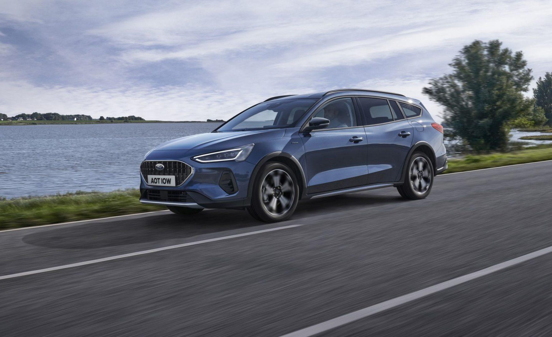 Redizajn i za Ford Focus: novi dizajn prednjeg dijela i novi multimedijski sustav
