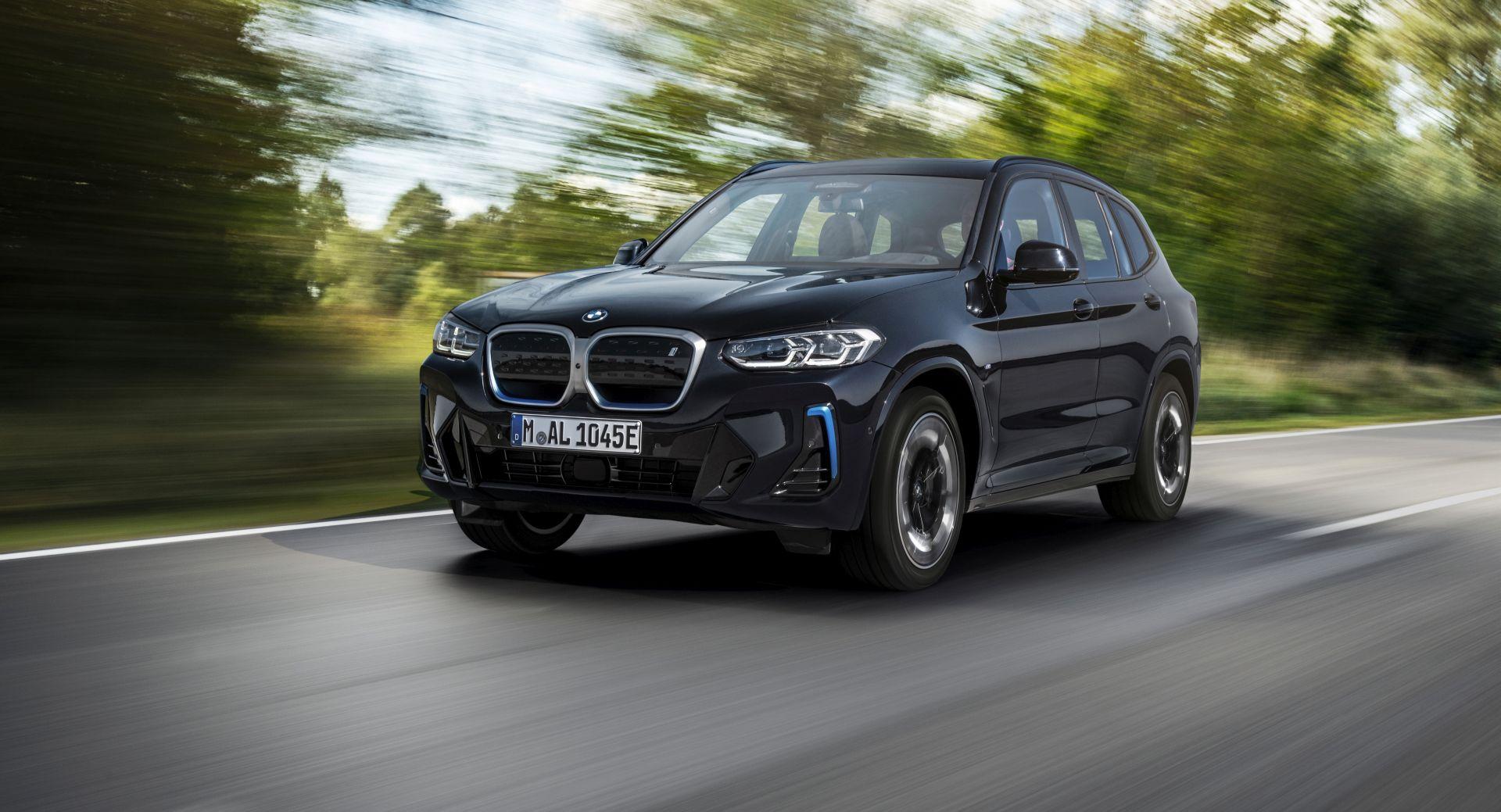 BMW obnovio i električni iX3