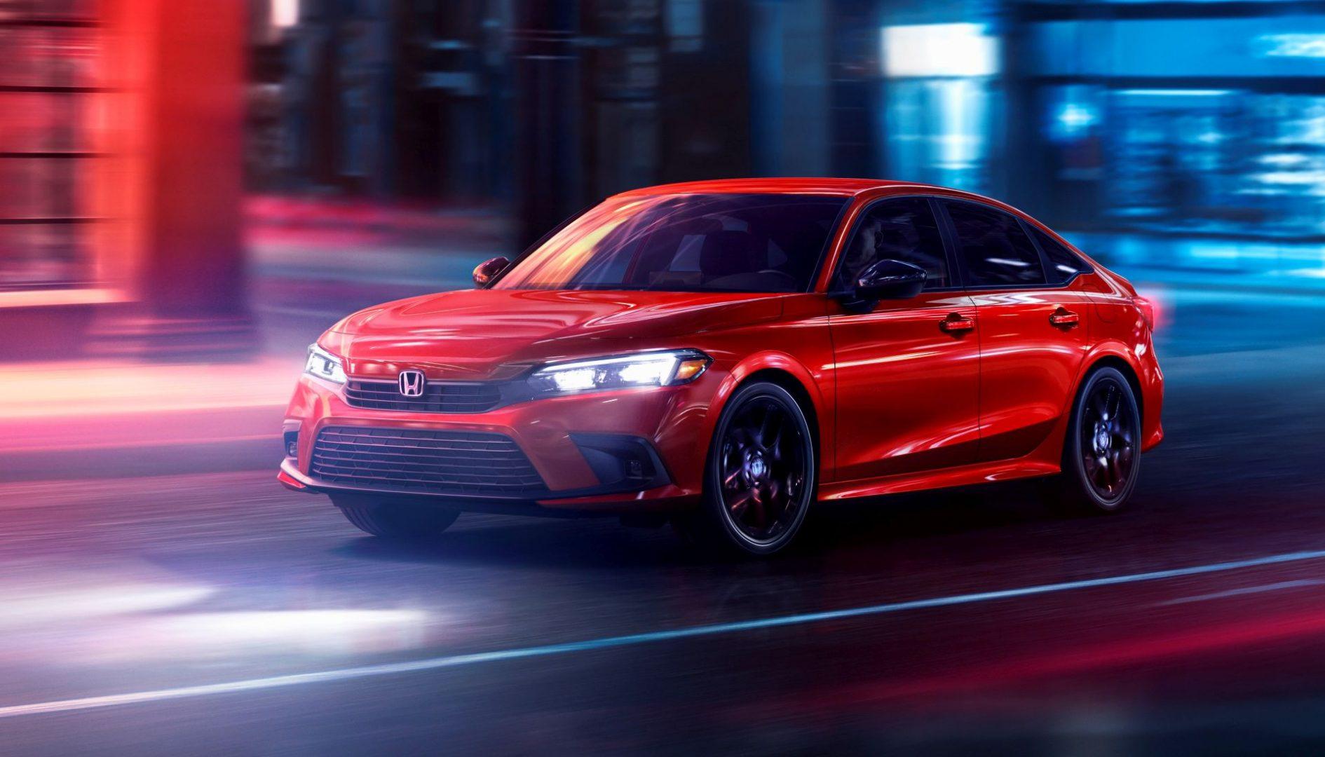 Honda je predstavila novi Civic za SAD, a europska izvedba neće biti puno drugačija