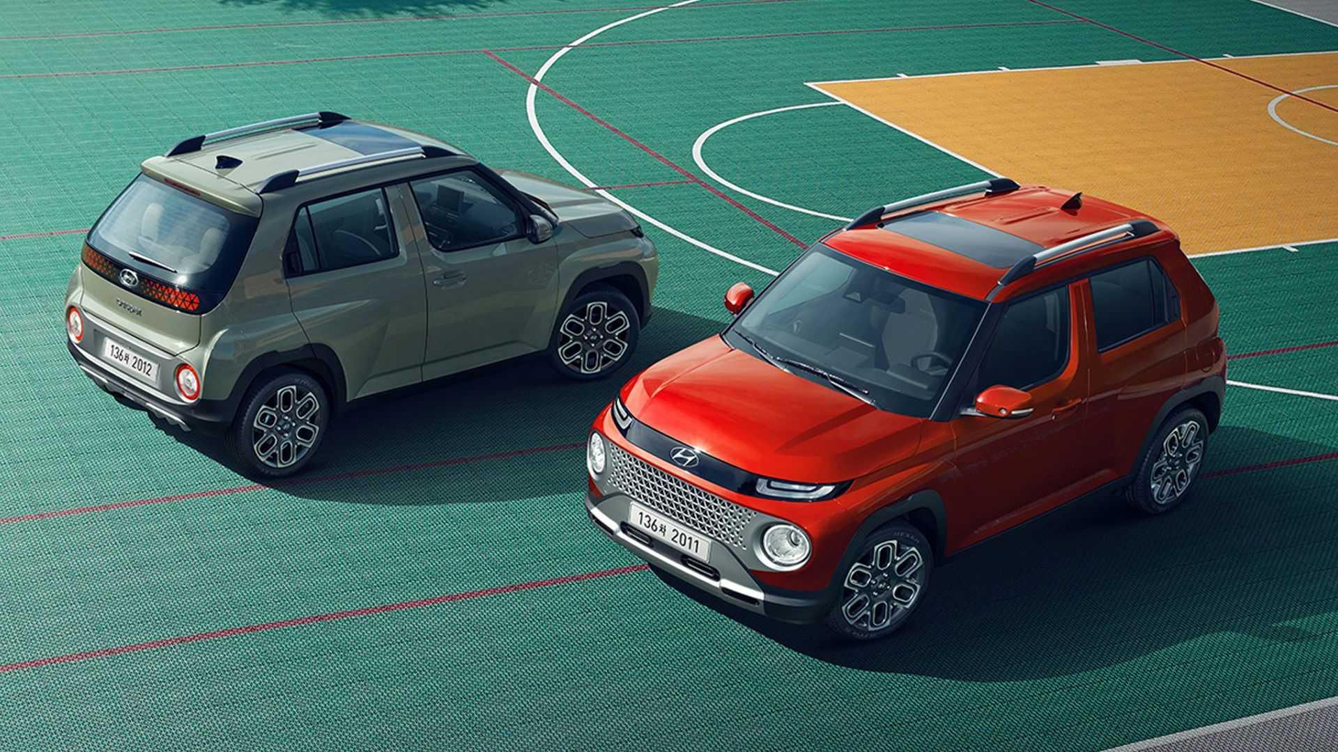Hyundai Casper je simpatični gradski SUV koji, nažalost, neće doći u Europu