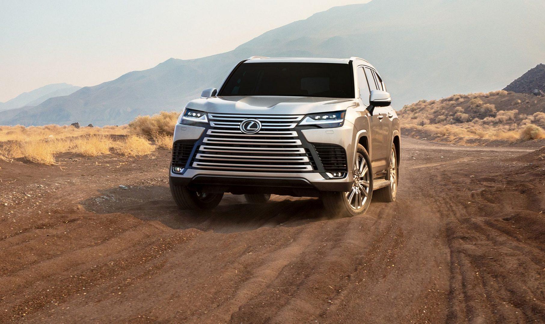 Lexus predstavio novu generaciju modela LX, koji se temelji na Toyoti Land Cruiser