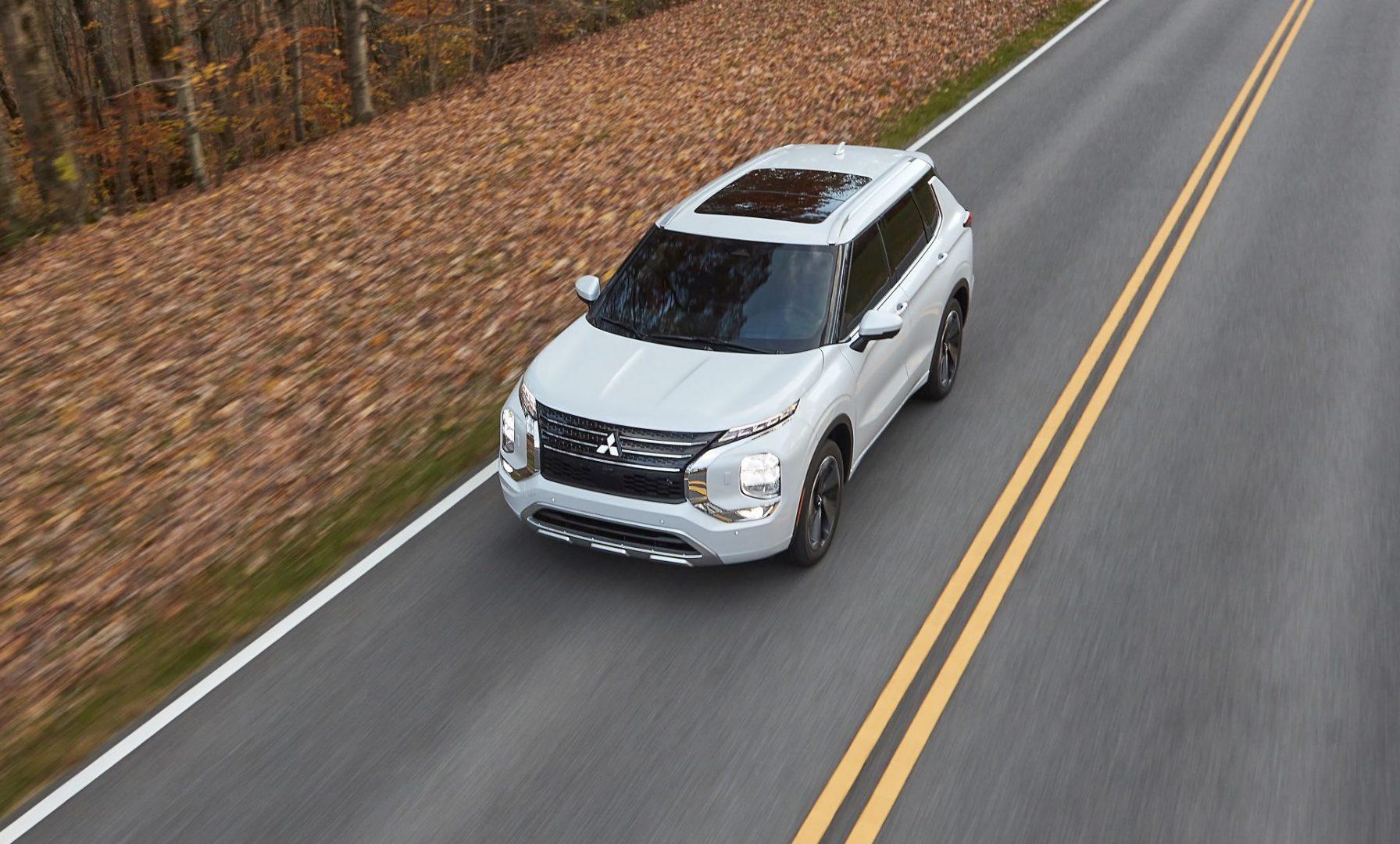 Ovo je četvrta generacija za veliki SUV Mitsubishi Outlander