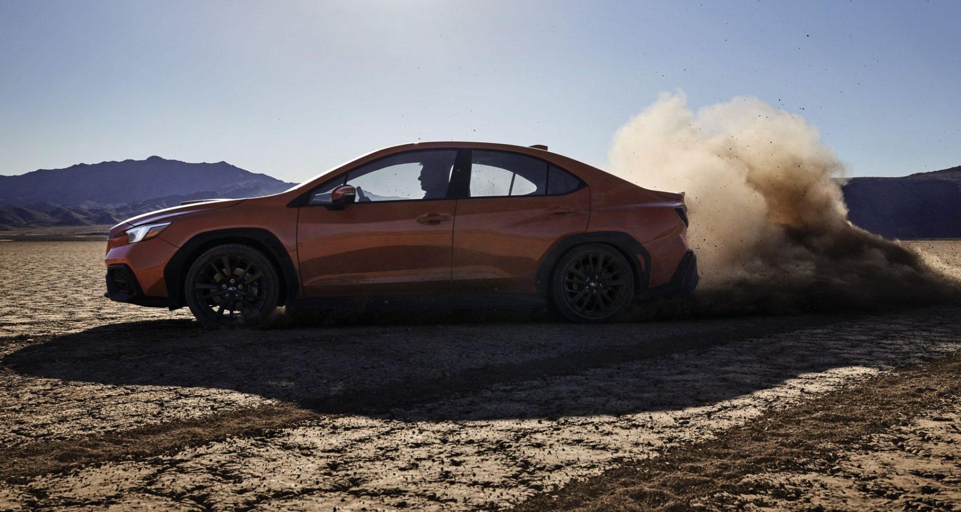 Predstavljen je novi Subaru WRX, a nova STI izvedba se još čeka