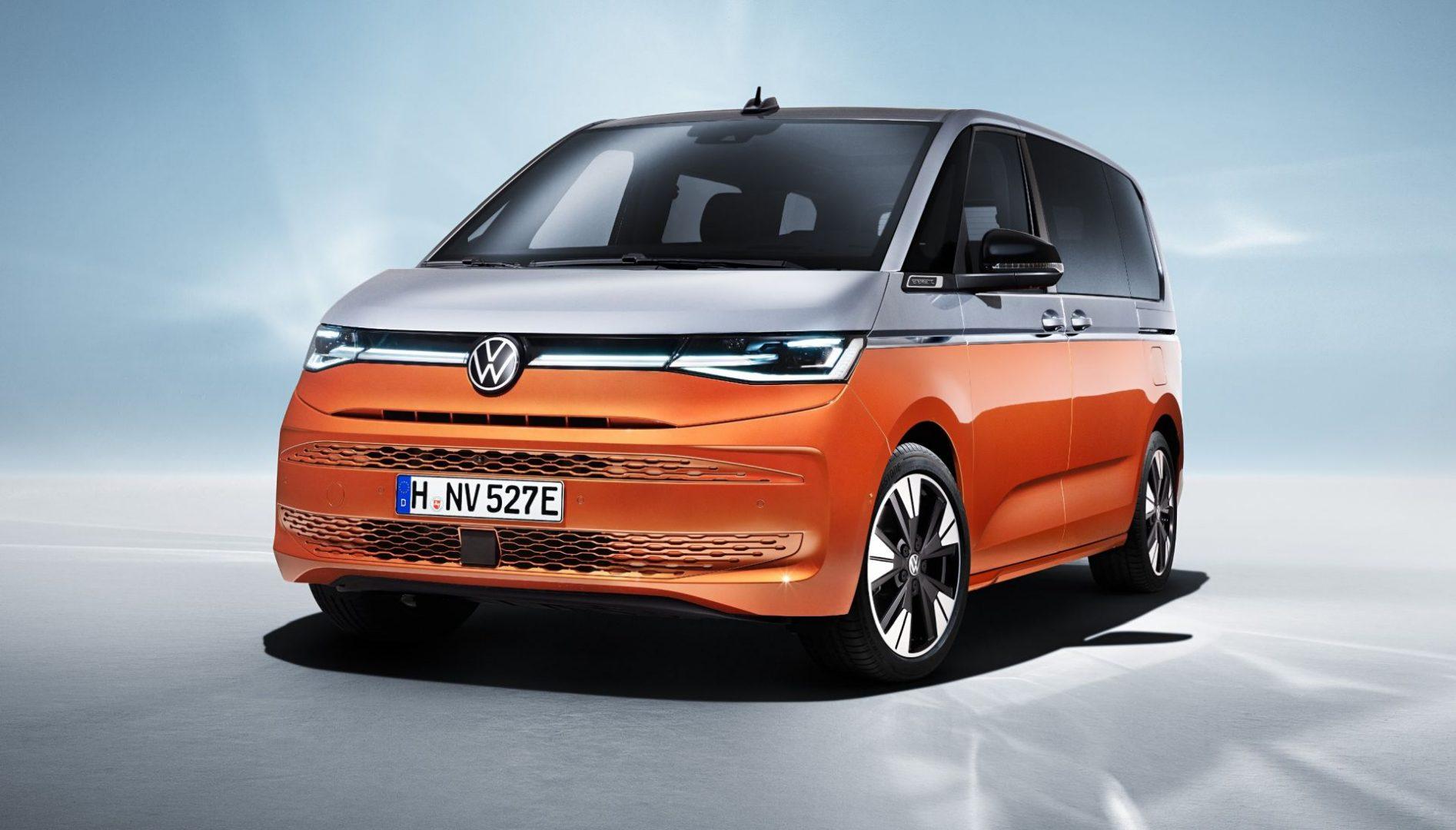 Smjeliji dizajn i DSG automatski mjenjač u svim izvedbama: to je potpuno novi Volkswagen Multivan T7
