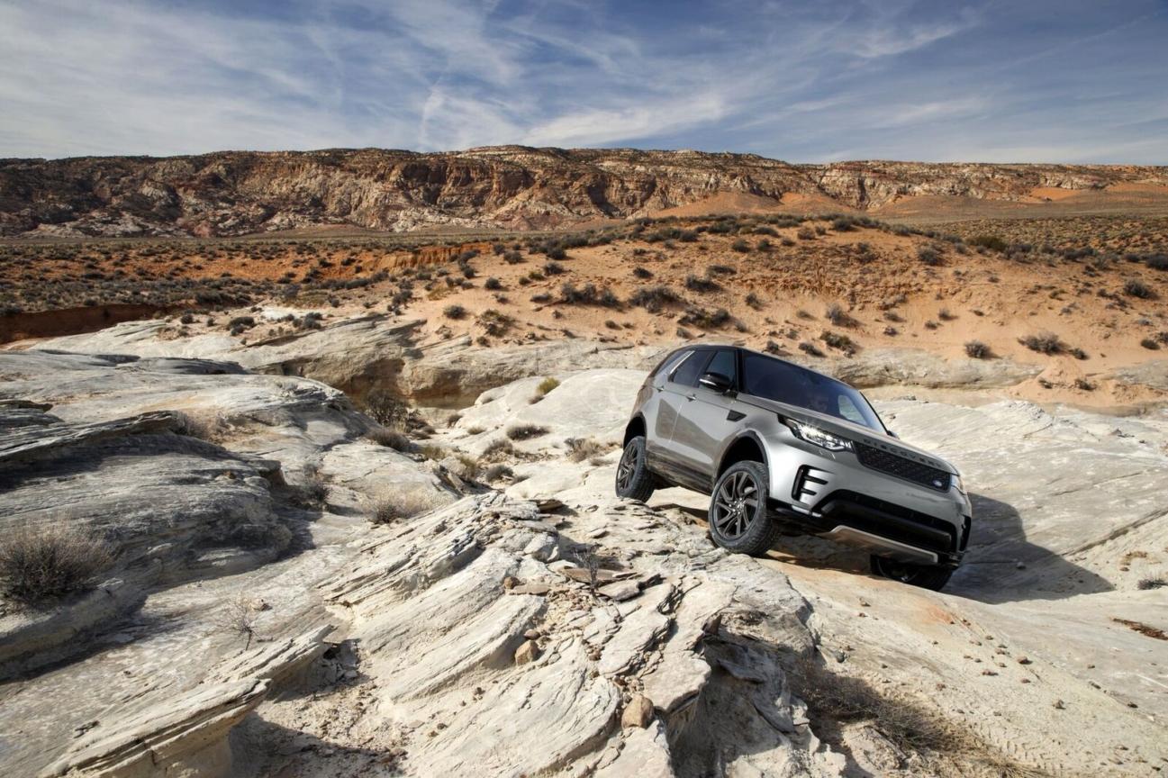 Za Land Rover autonomna vožnja po svim terenima postaje stvarnost