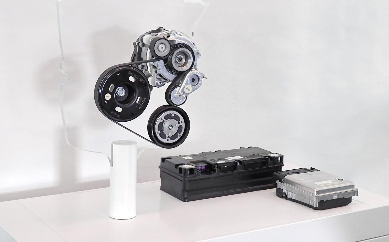 Novi Volkswagen Golf imat će pomoćni električni motor