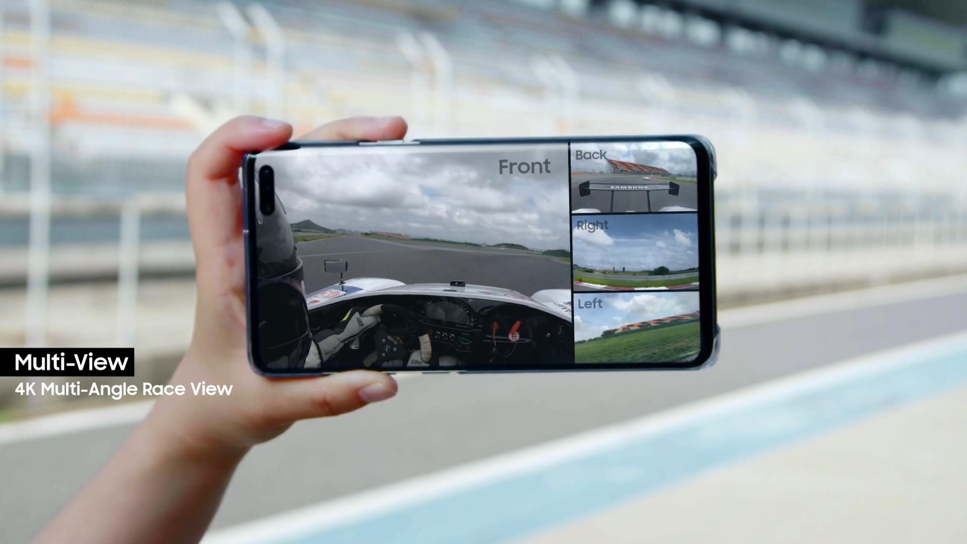 5G tehnologija primijenjena na auto utrkama
