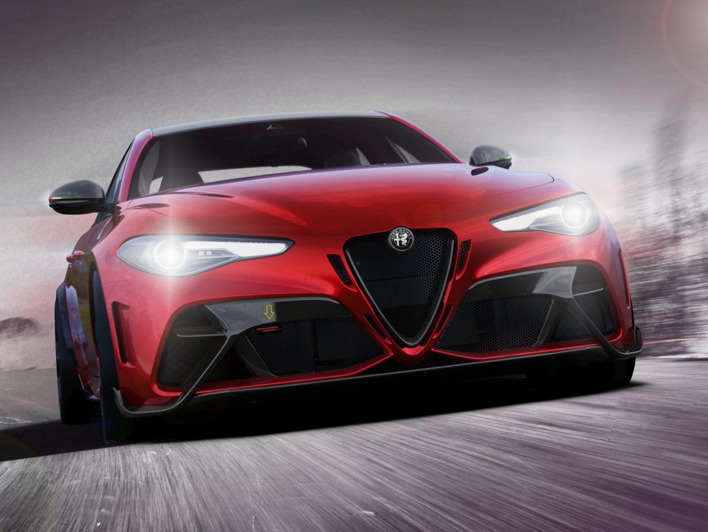 Nikad ljepši rođendan: predstavljena je Alfa Romeo Giulia GTA s 540 KS