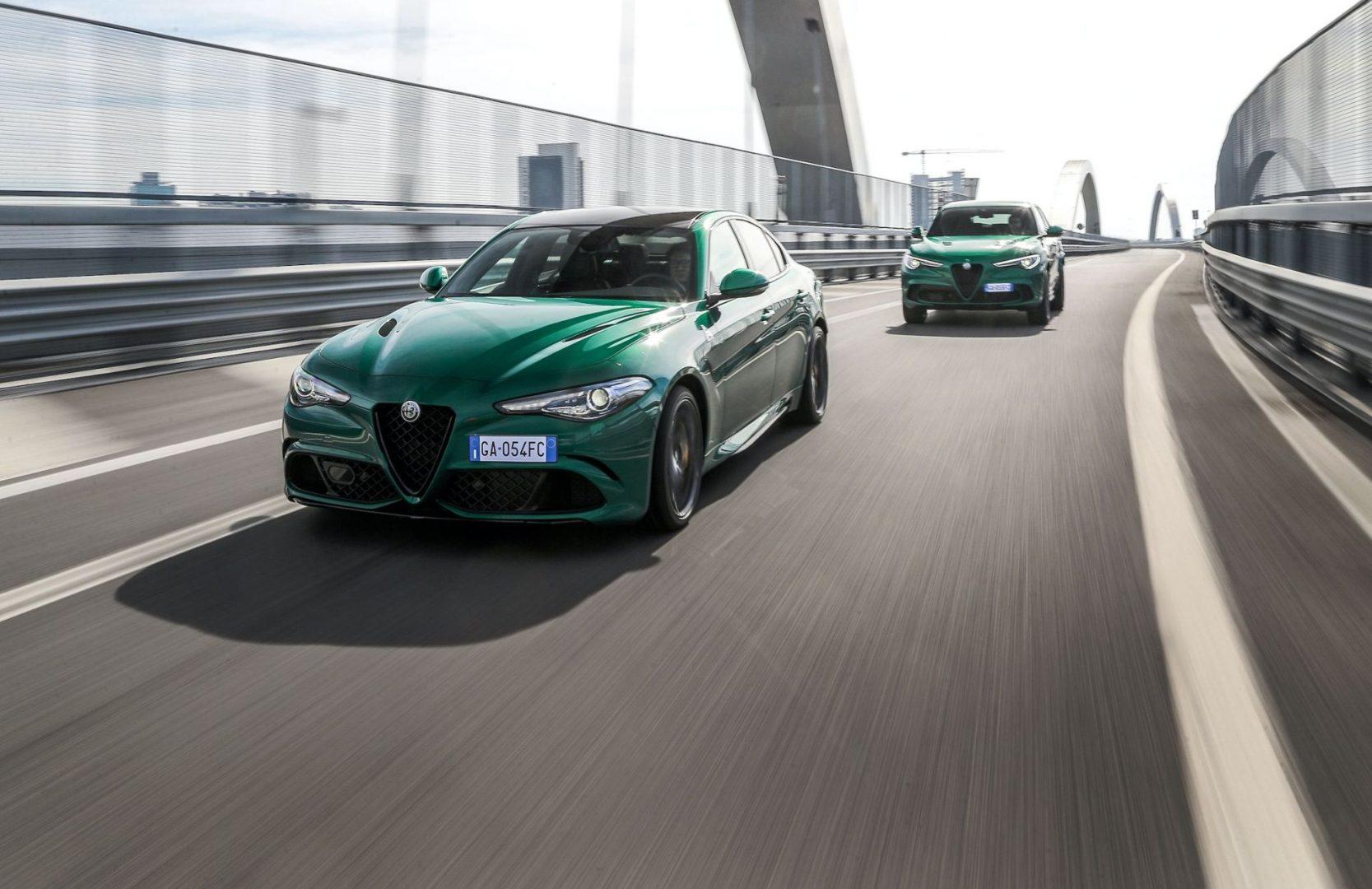 Alfa Romeo Giulia i Stelvio Quadrifoglio za 2020. godinu postaju još napredniji