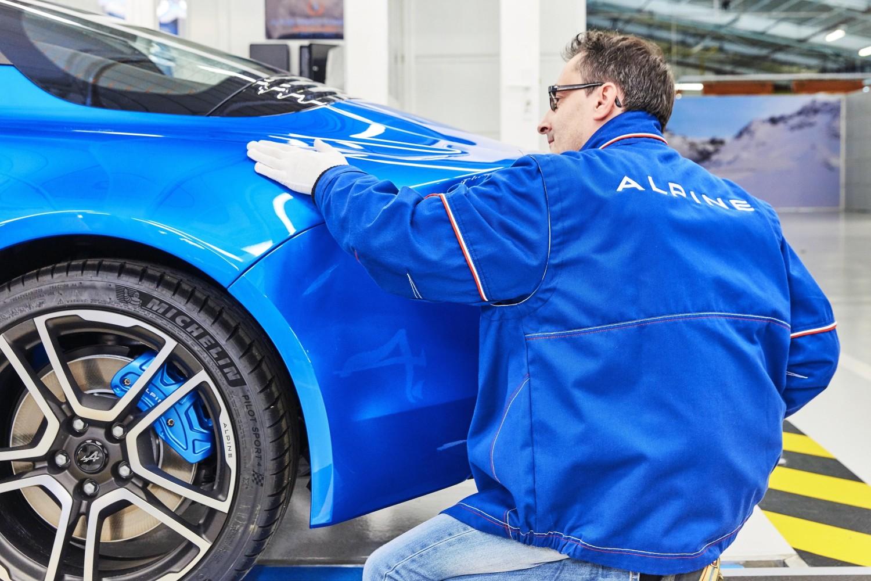 Počela proizvodnja nove Alpine A110
