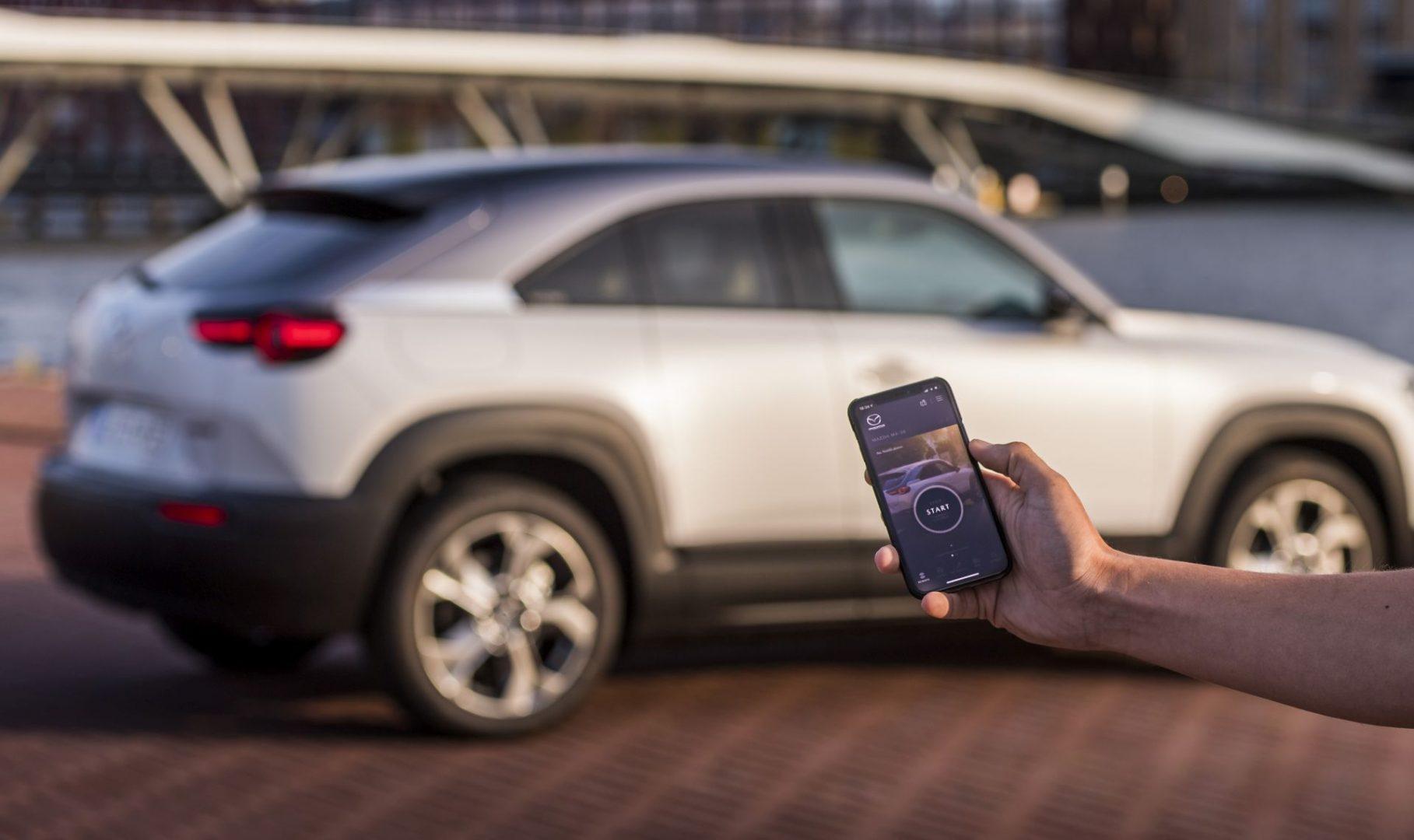 MyMazda je nova aplikacija za vlasnike Mazda vozila