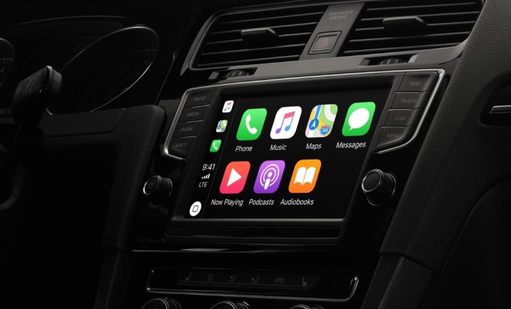 Apple CarPlay spajanje na multimediju u vozilima