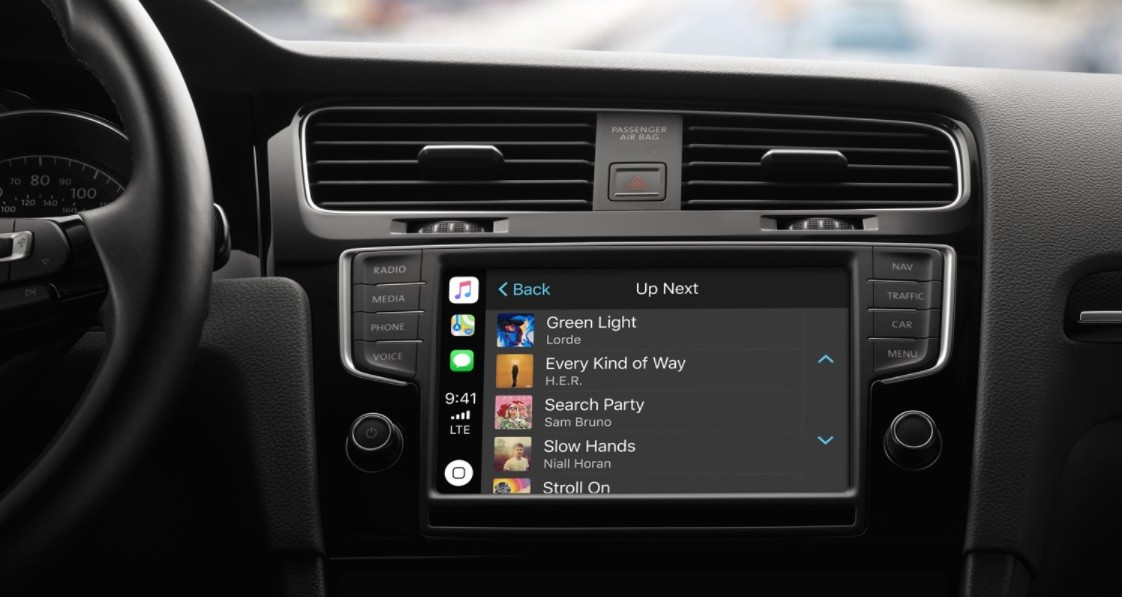 apple carplay spajanje na multimediju u vozilima. Black Bedroom Furniture Sets. Home Design Ideas