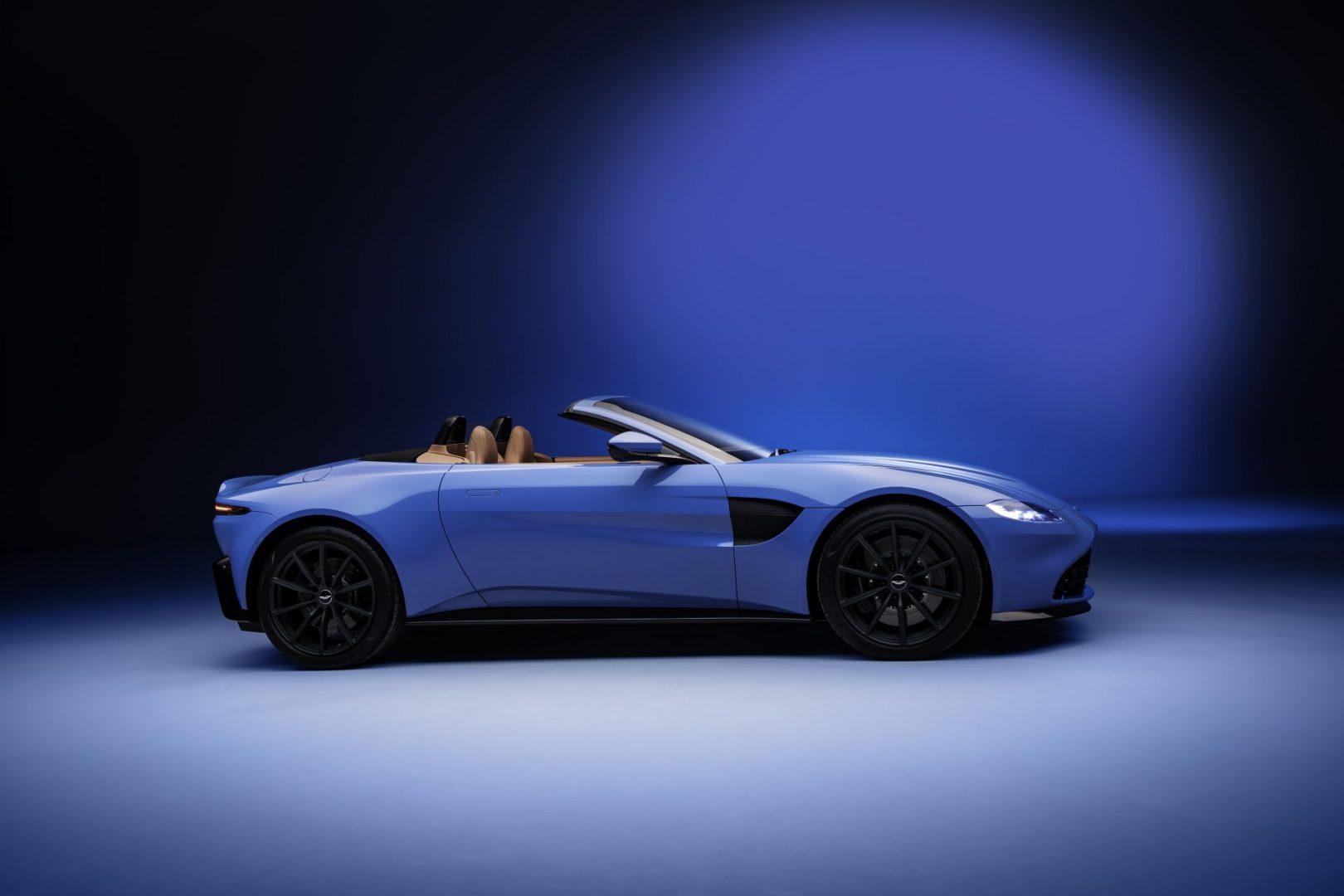 Opako dobro izgleda: ovo je novi Aston Martin Vantage Roadster