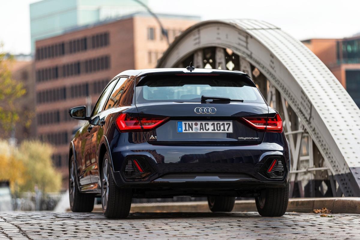Za dobar početak: Audi A1 citycarver
