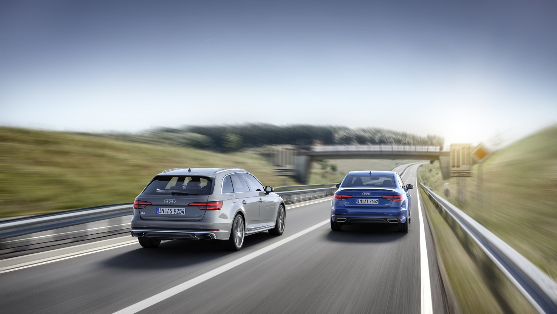 Redizajn za Audi A4 i Audi A4 Avant