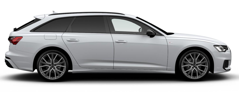 Audi A6 Saloon Black Edition_2