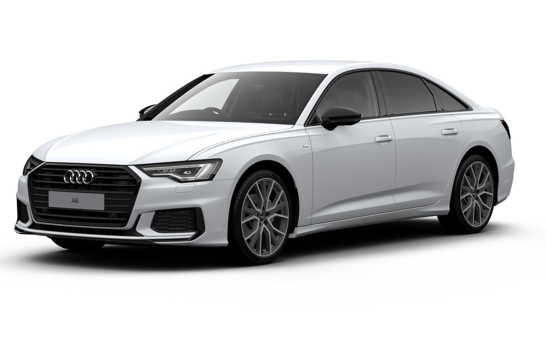 Što kažete na Audi A6 Black Edition?
