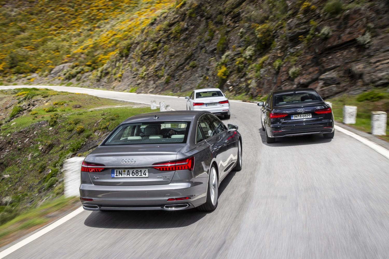 Audi započinje s opozivom dizelskih modela