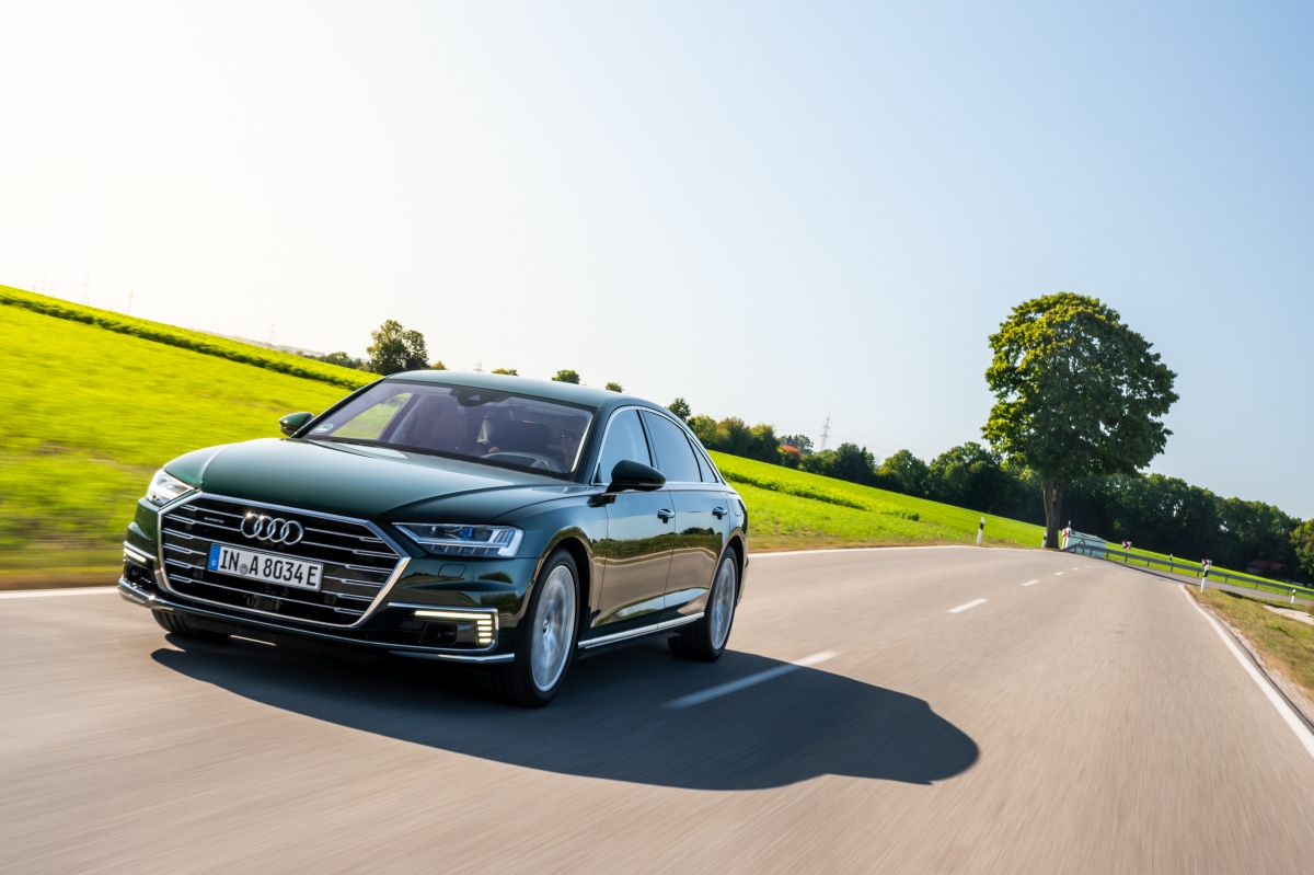 Što je ovo: Audi A8 L 60 TFSI e quattro?