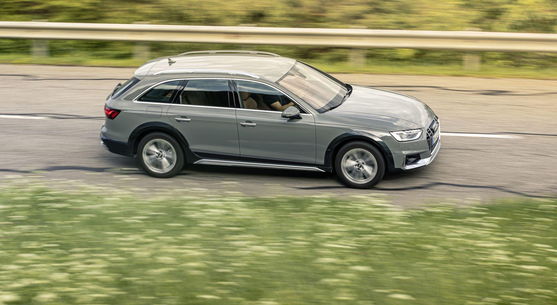 Najviše kaznenih bodova u prometu u Njemačkoj imaju vozači Audija