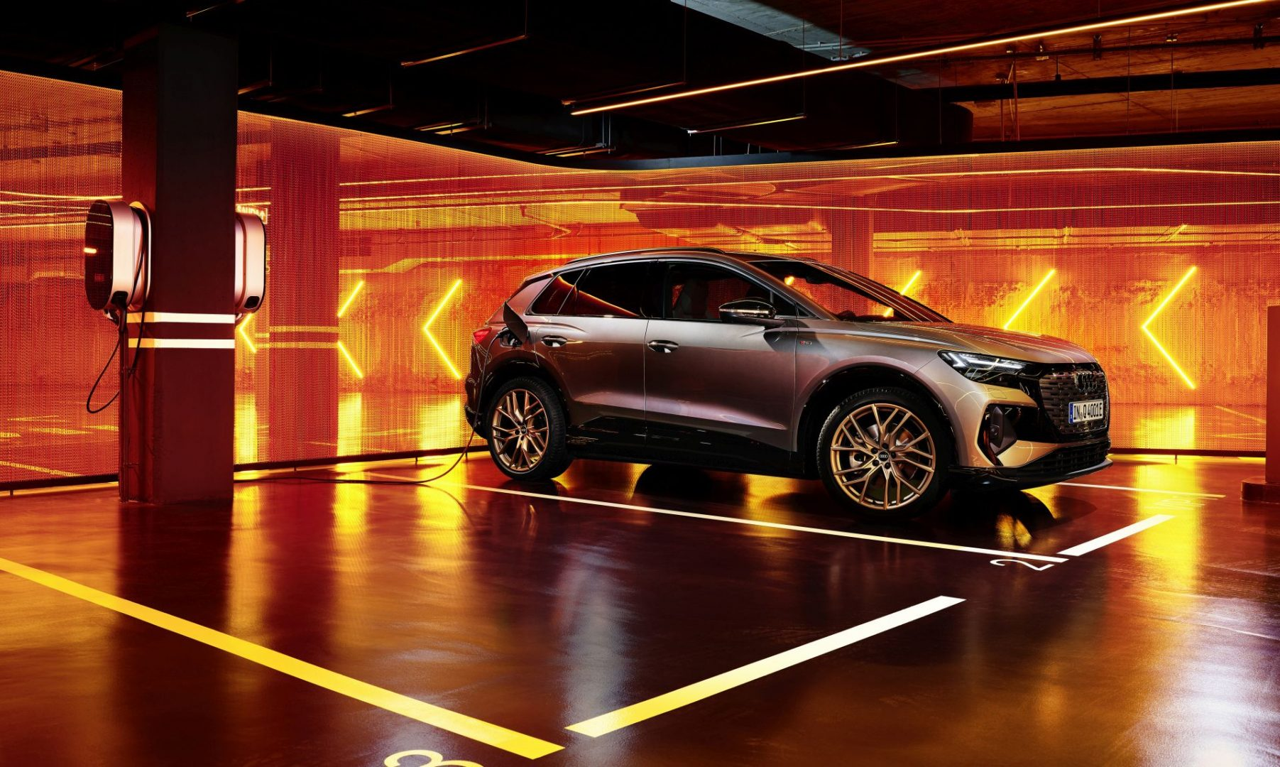 Audi predstavio dva električna SUV-a: Q4 e-tron i Q4 e-tron Sportback