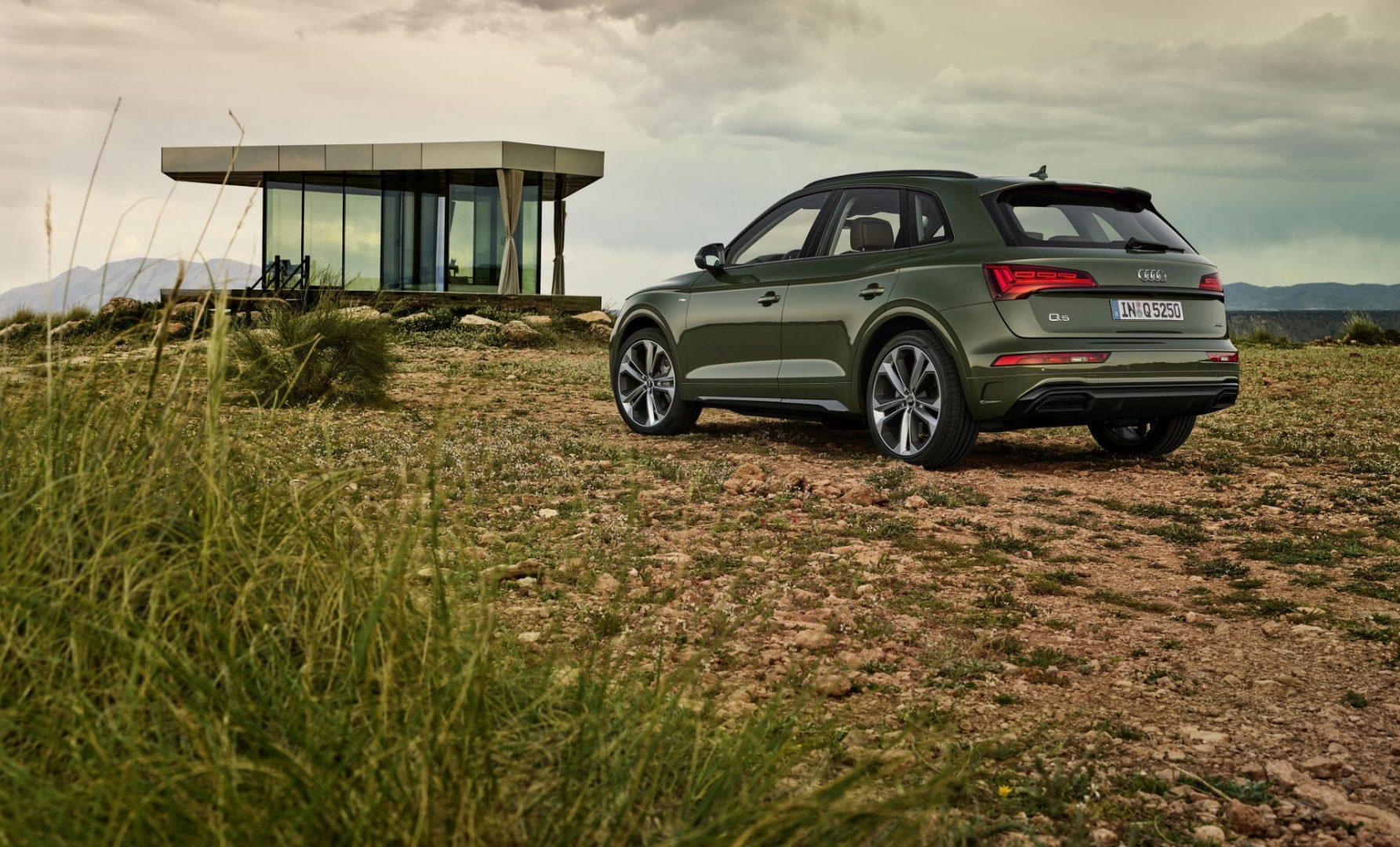 Zatezanje bora za Audi Q5
