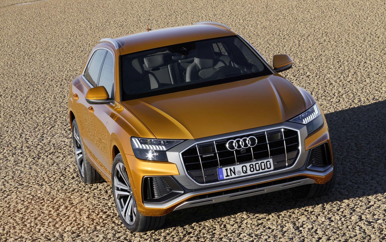 Nova faca u Q obitelji: Audi Q8