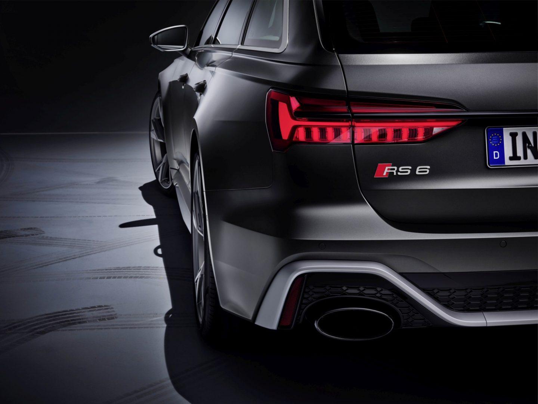 Audi RS 6 Avant u blagoj hibridnoj kombinaciji