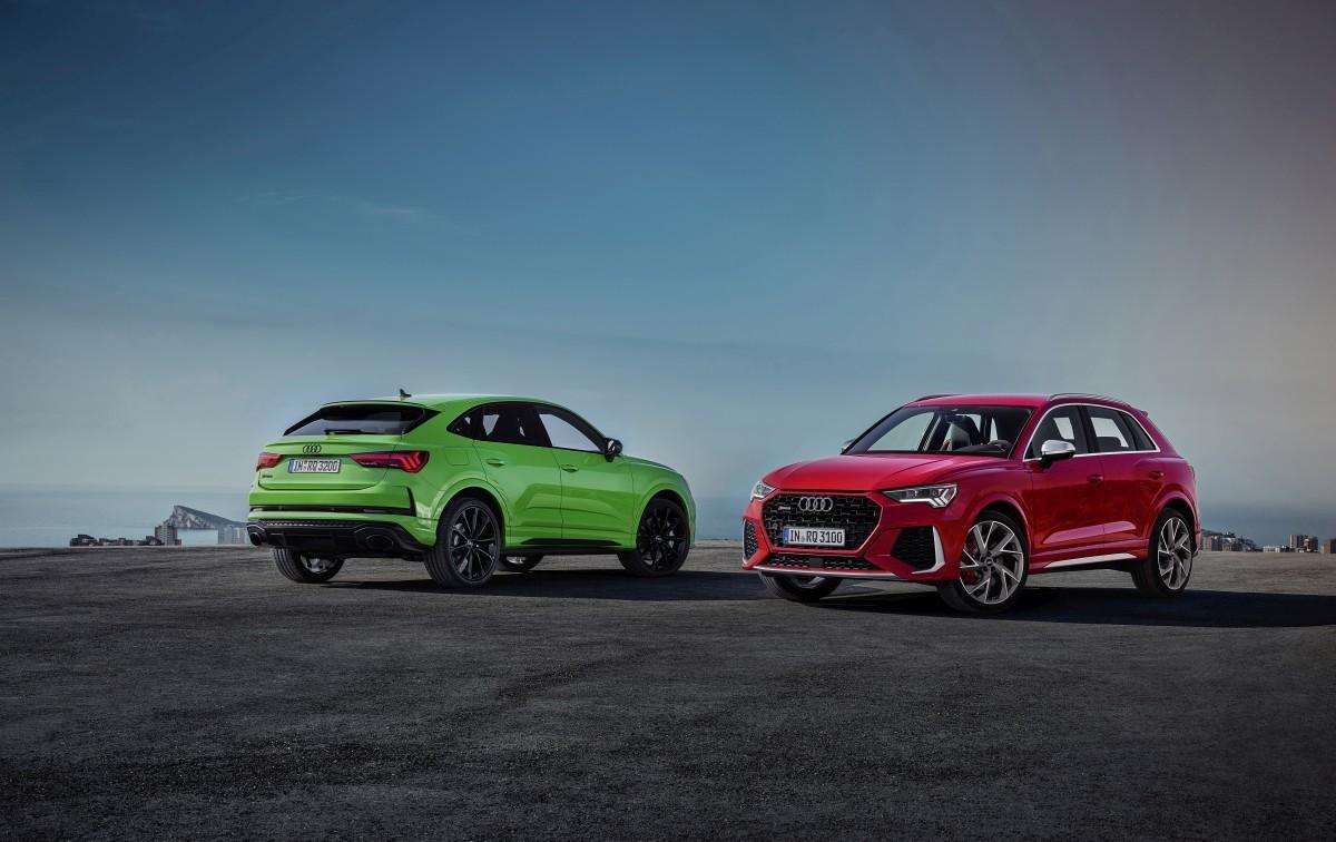 Audi RS Q3 i RS Q3 Sportback: Iskoristivi u svakodnevnom životu