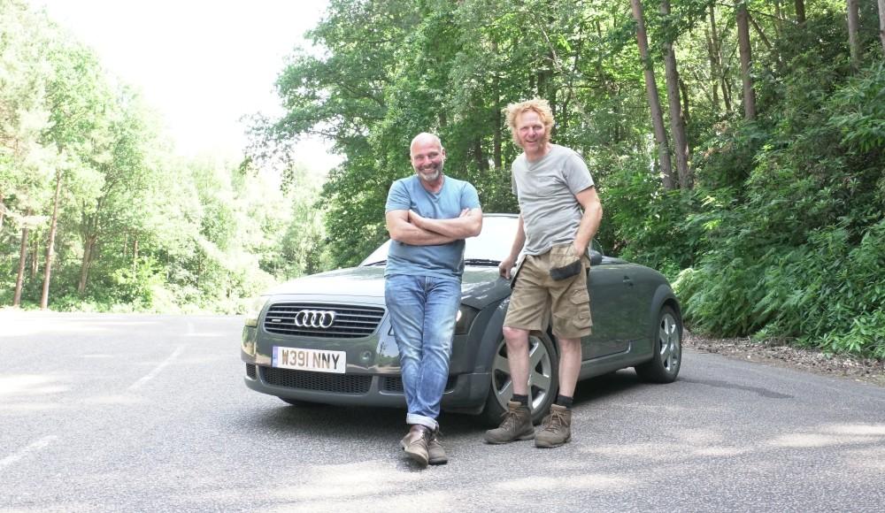 Što nije dobro s Audijem TT plaćenim 750 funti?