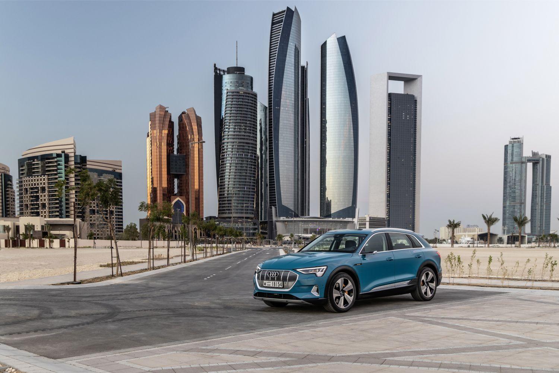 Pogledajte predivne predjele po kojima se vozi Audi e-tron