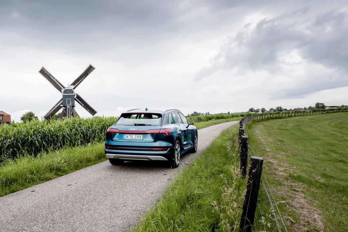 Audi e-tron kroz 24 sata prošao je kroz 10 zemalja