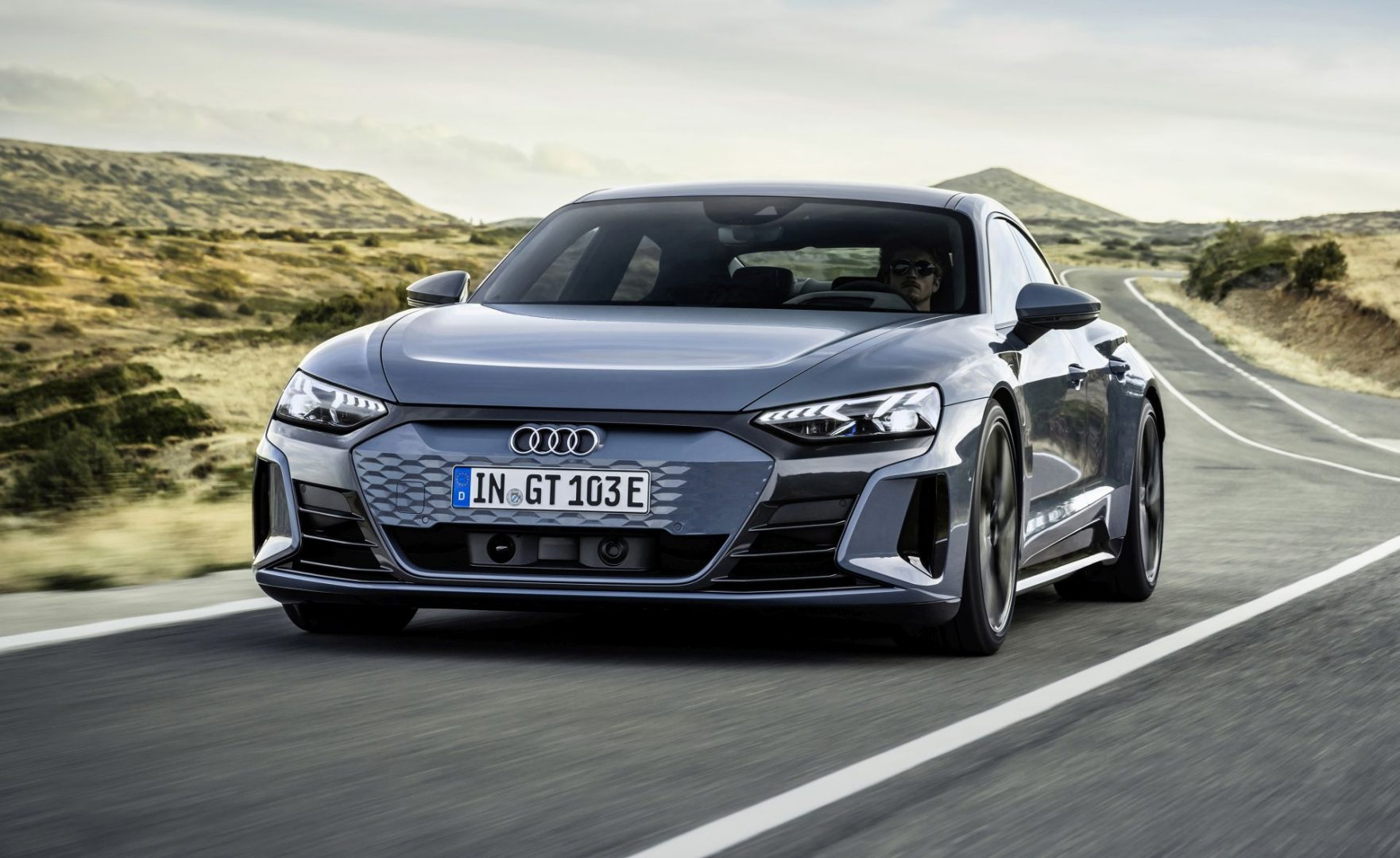 e-tron GT Quattro i RS e-tron GT Quattro su Audijeve električne zvjerke