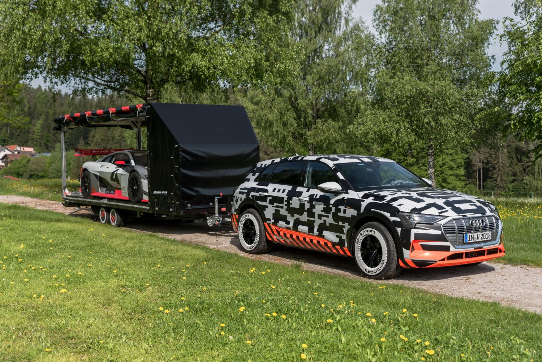 Što to Audi vozi na susret GTI ljubitelja?