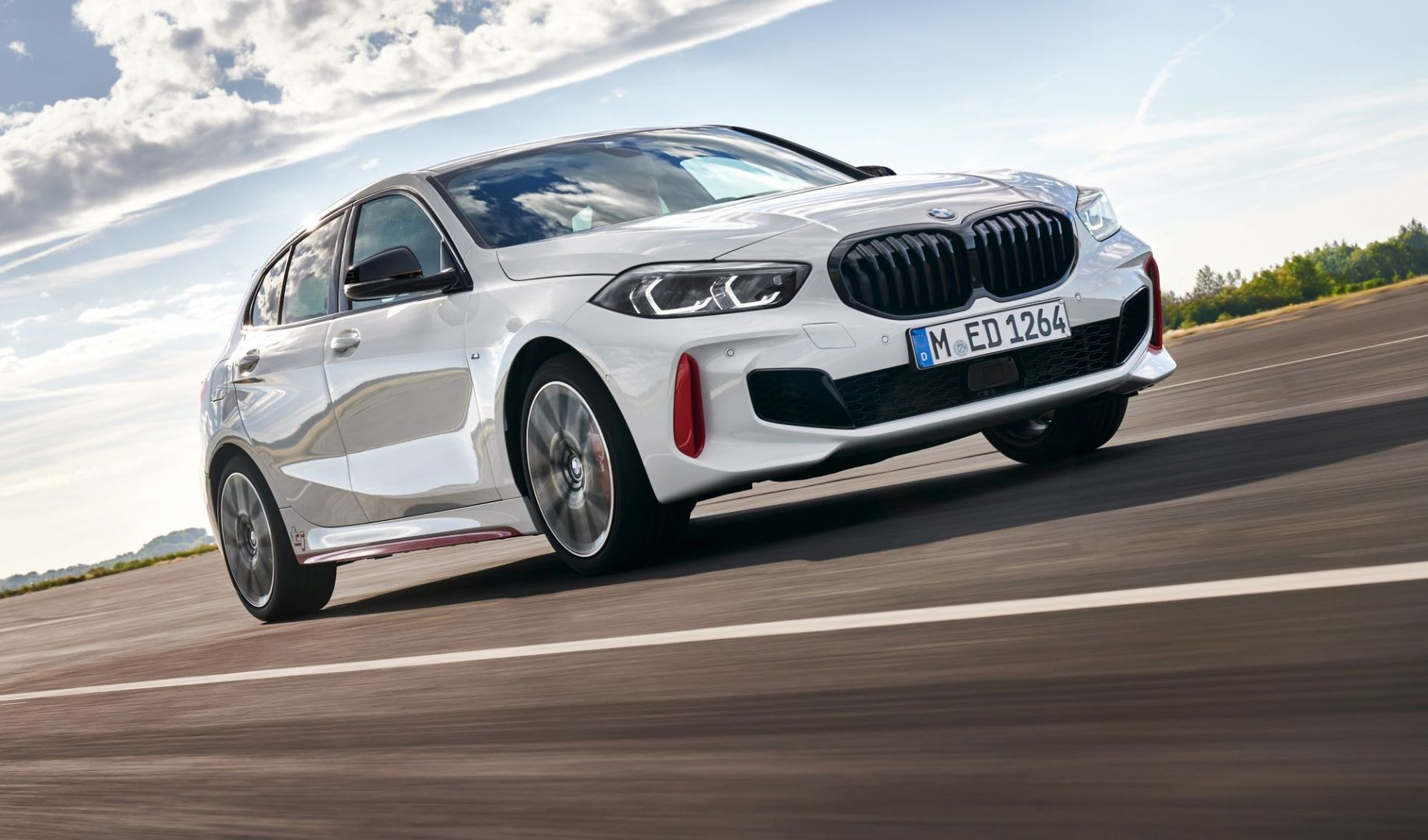 Bavarski hot hatch: BMW 128ti
