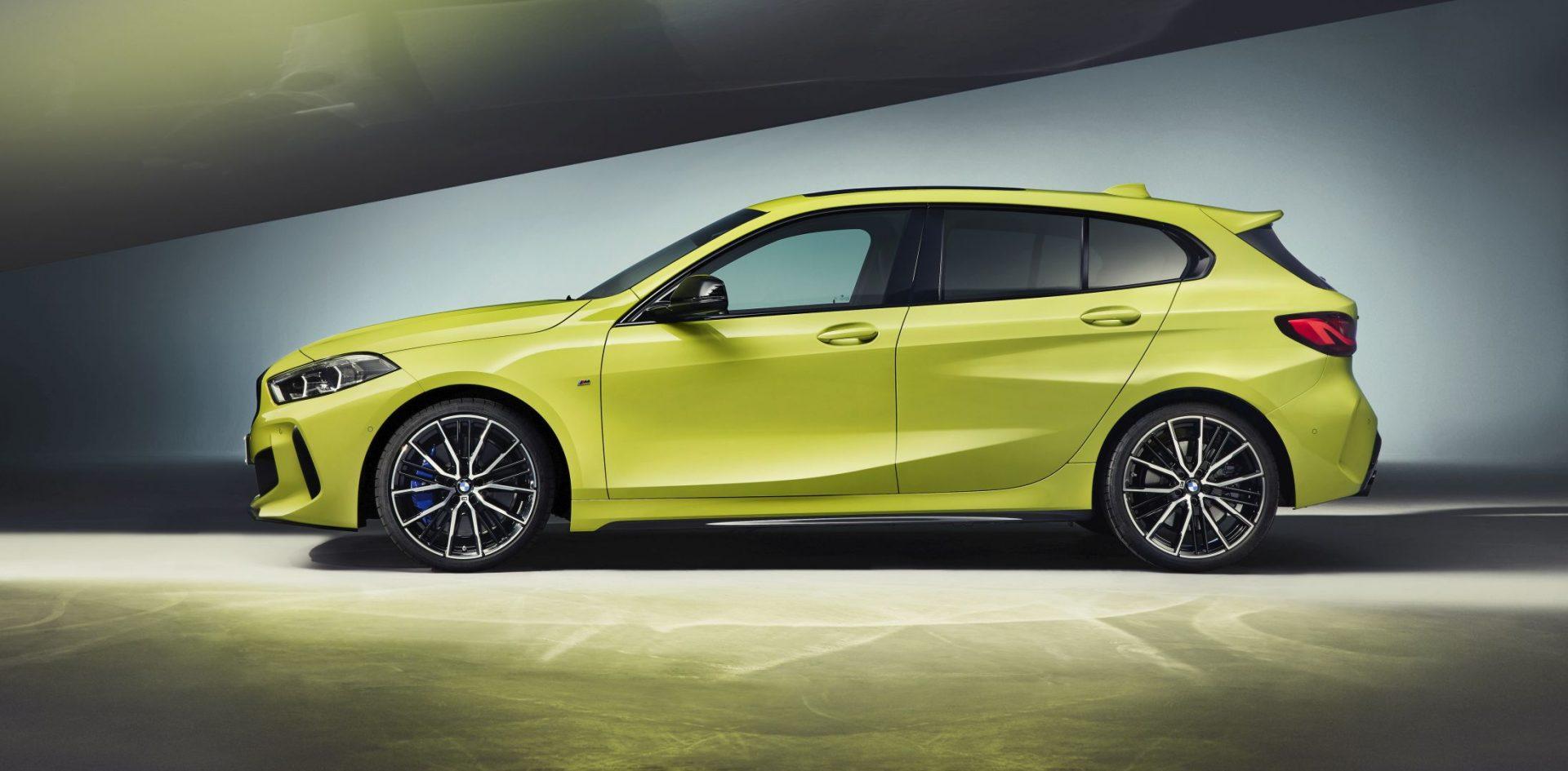 BMW je doradio M135i xDrive