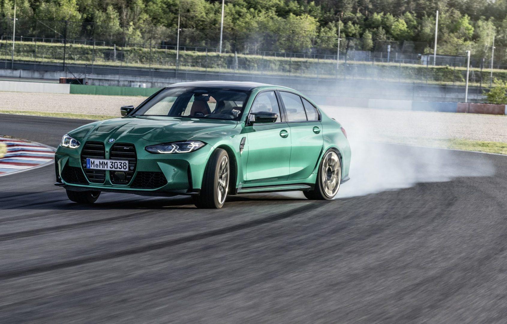 Novi BMW M3 i M4 s dvije razine snage, dva mjenjača i pogonom na sve kotače