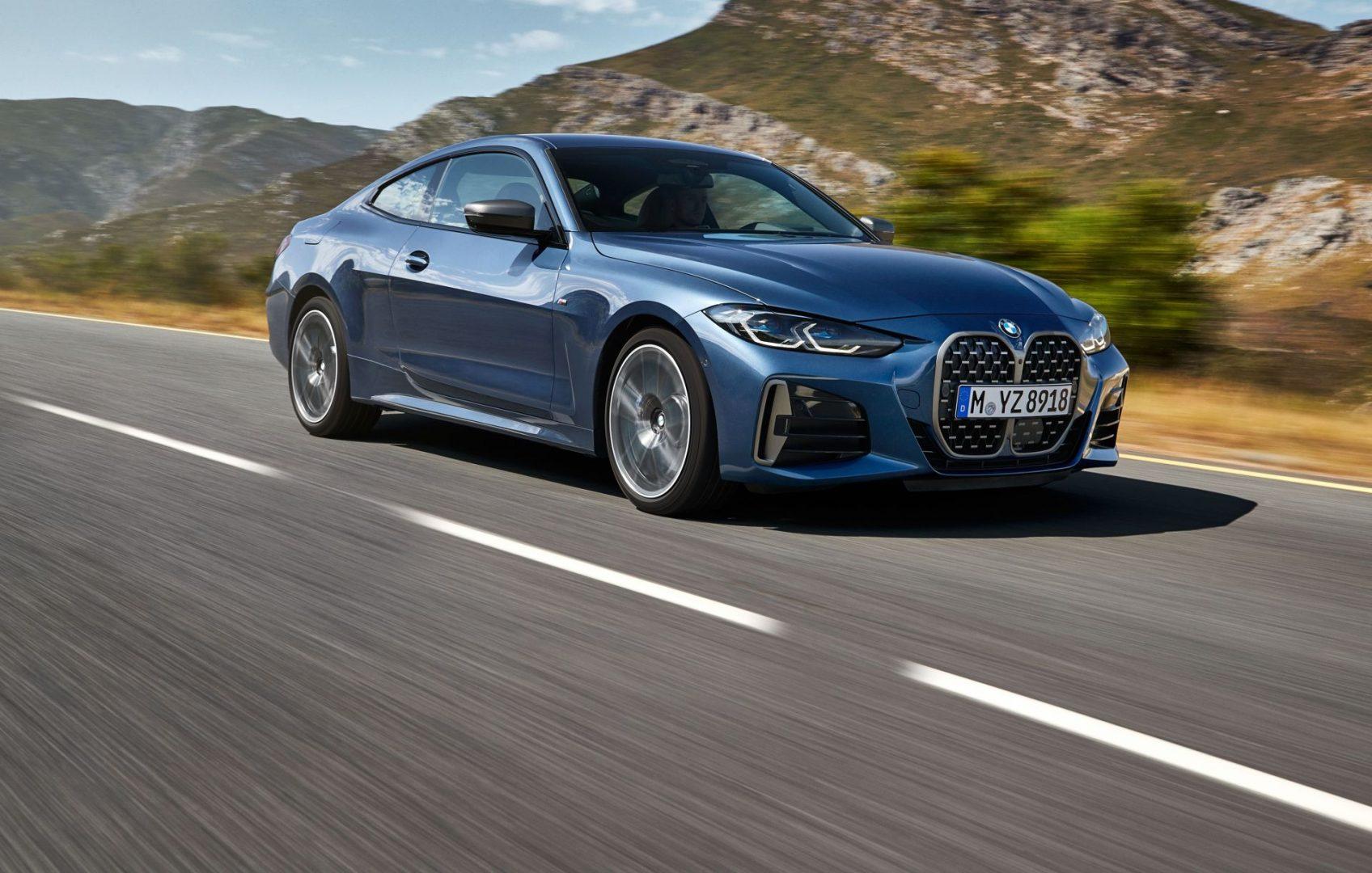 Predstavljen je novi BMW serije 4, a prednja maska će biti česta tema rasprava