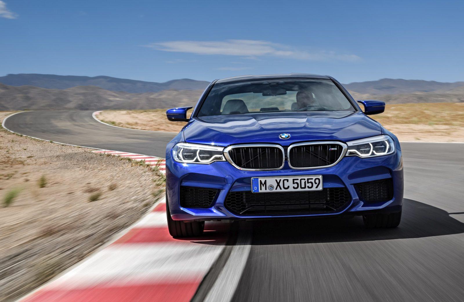 Bavarska zvijer BMW M5