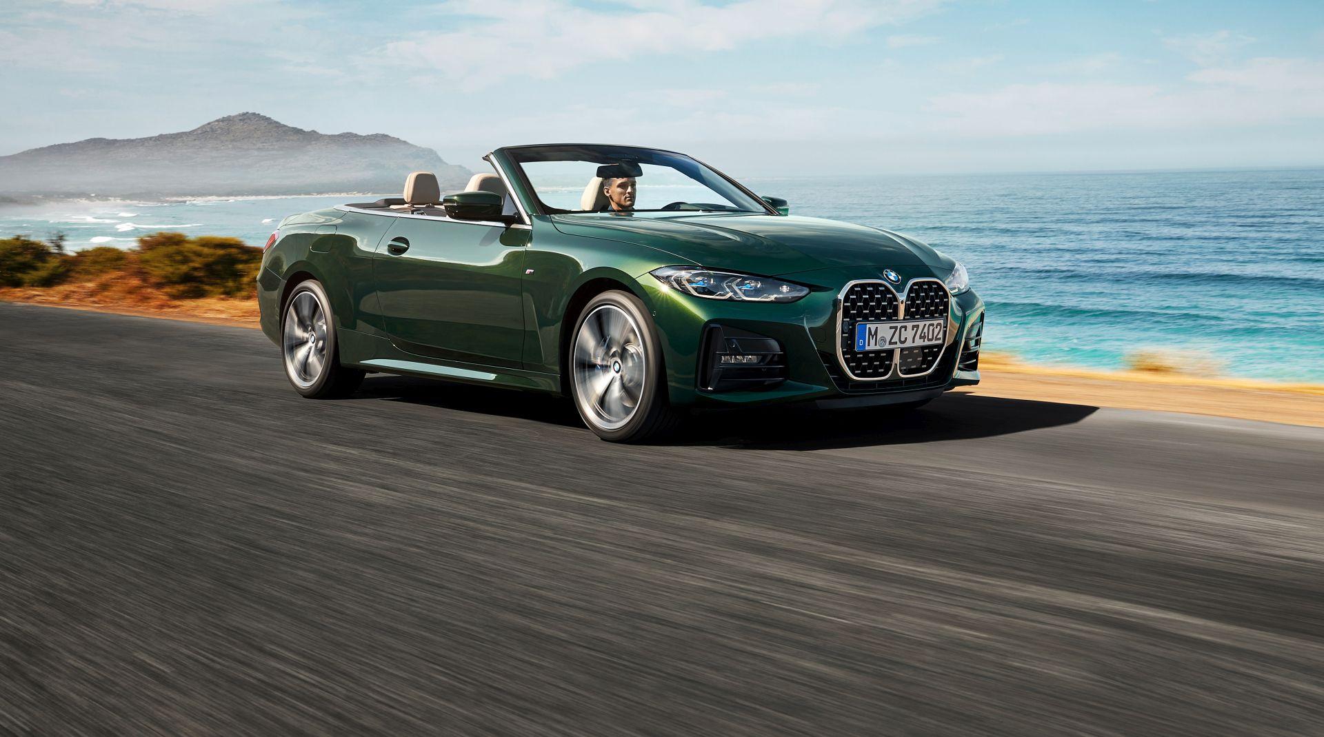 BMW serije 4 Cabrio vraća meki krov u modu