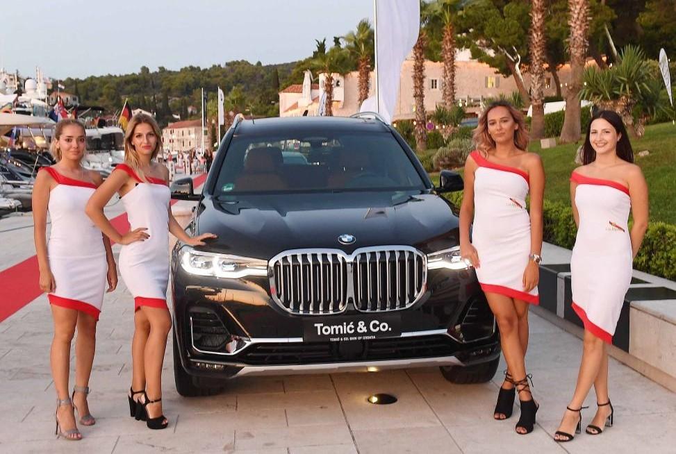 BMW na Martinis Marchi ljetnom partyju