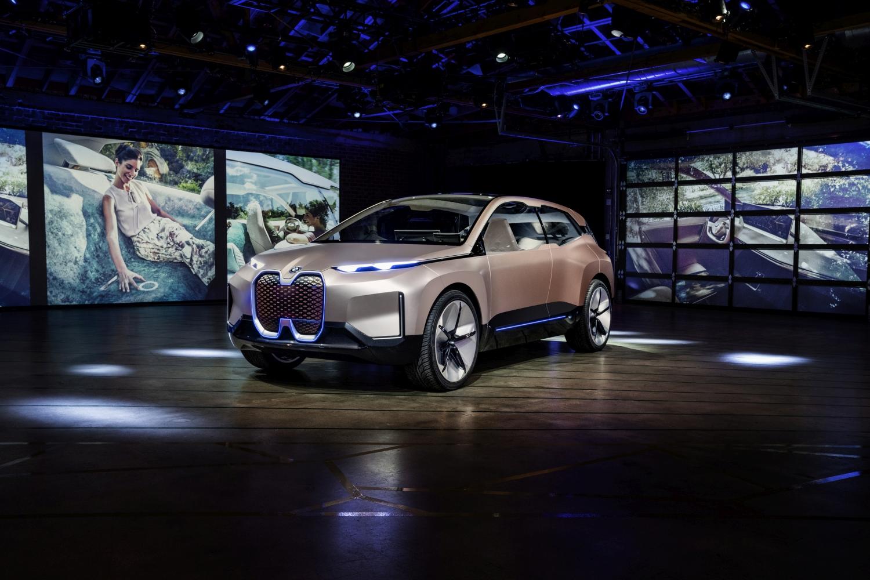 Svjetska premijera: BMW Vision iNEXT na sajmu u Los Angelesu
