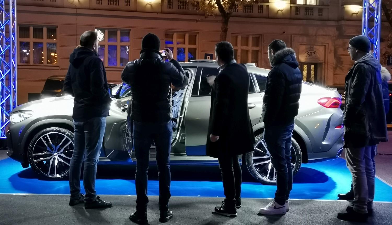 U Zagrebu predstavljen potpuno novi BMW X6
