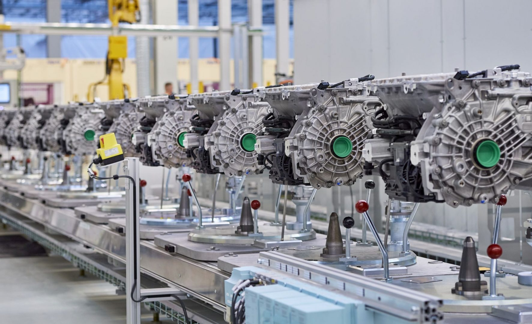 BMW će godišnje proizvoditi 500.000 električnih motora