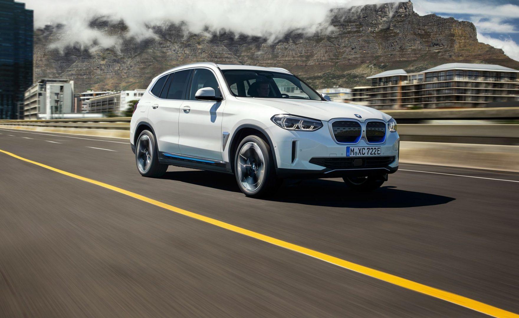 Predstavljen je električni BMW iX3