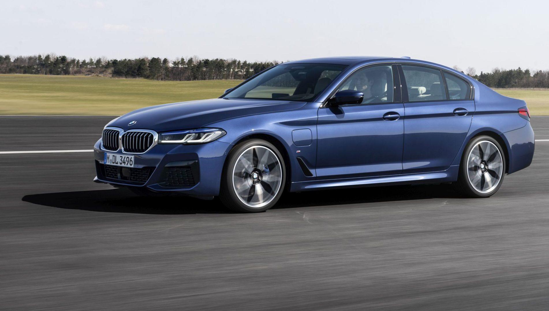 Redizajnirana BMW serija 5 stiže s čak 5 plug-in hibridnih modela